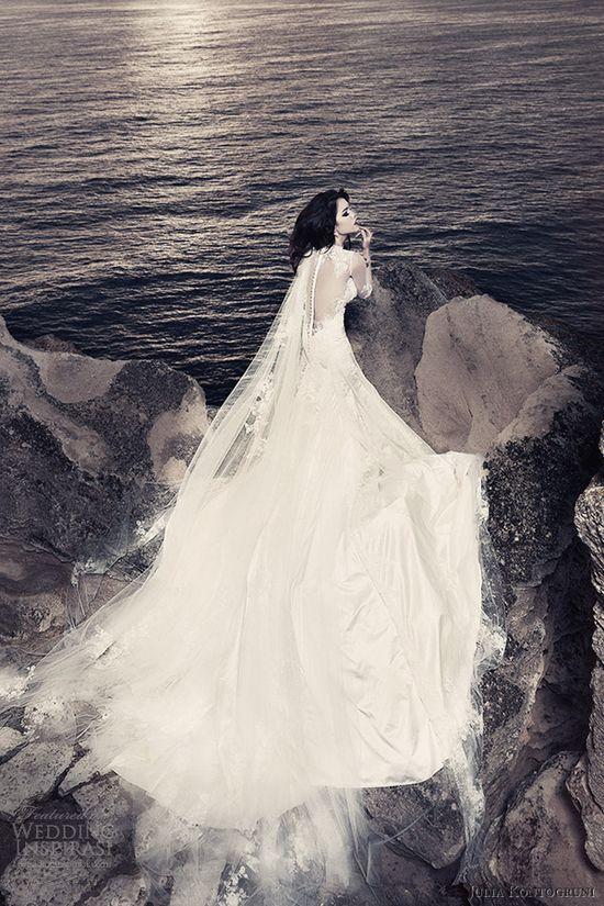 Julia Kontogruni 2013 Wedding Dress Collection