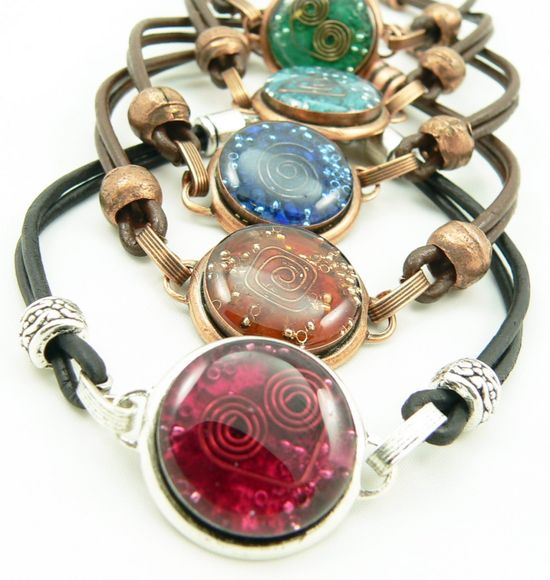 Handmade jewelry for the holidays!