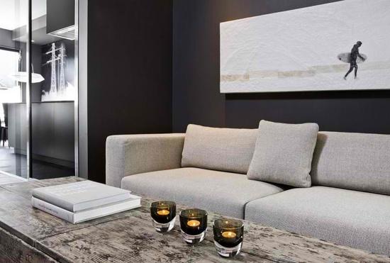 Modern Apartment designed byCecconi Simone.