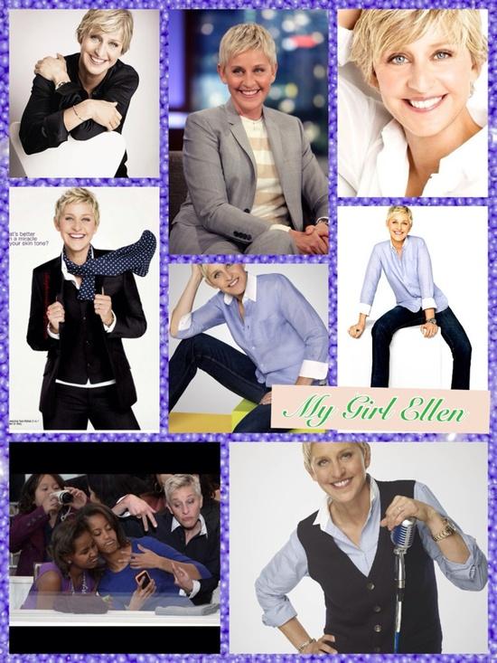 Cool and funny Ellen