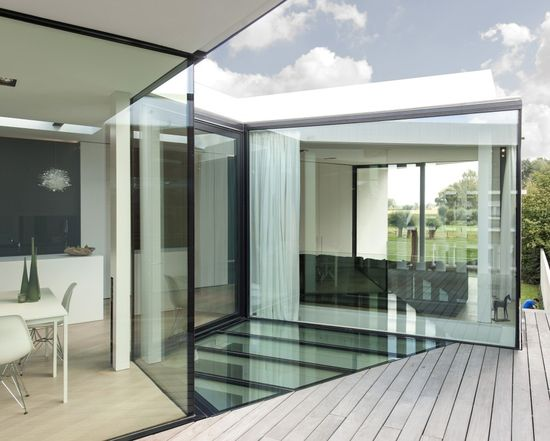 House K in Buggenhout, Belgium by GRAUX & BAEYENS Architecten