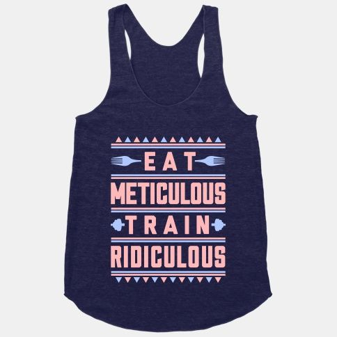 #fitspo #athletic #workout #exercise #fitness #healthy Eat Meticulous Train Ridiculous