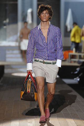 summer chic. mens fashion