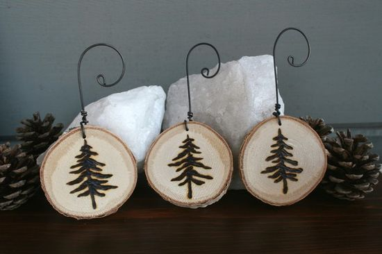Tree Ornaments  Set