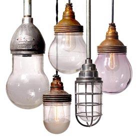 industrial pendant lamps