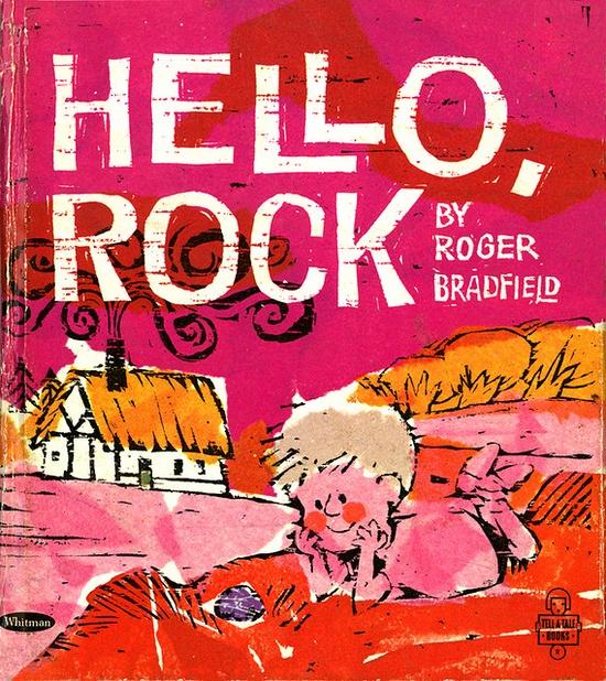 Hello Rock, Roger Bradfield, 1965.