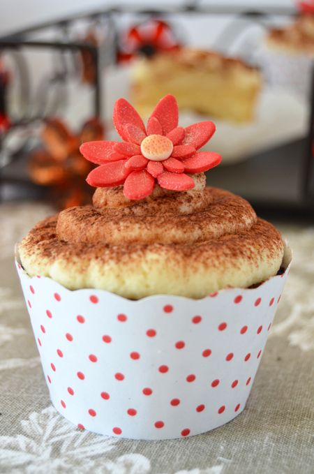 Cupcakes a diario: Tiramisú cupcakes y mi pasión por Italia