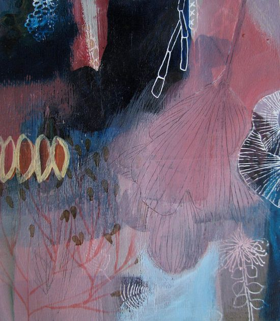 painted garden 5 by tiel seivl-keevers