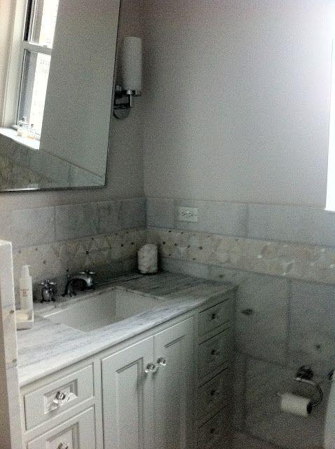 Bathroom Design - NYC Tamara Stephenson Interior Design