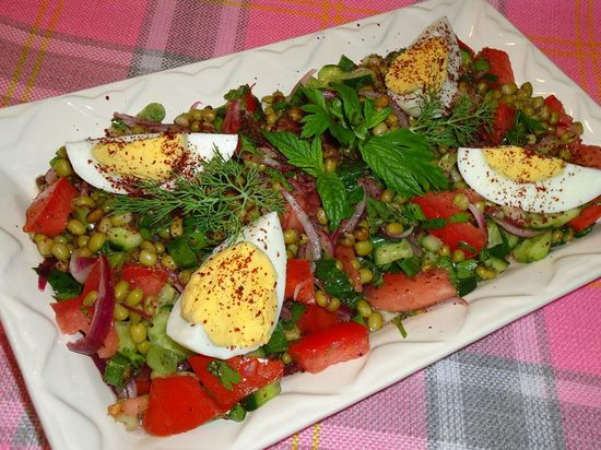 #Ma?FasulyeliSalata #Salad #yummy #food