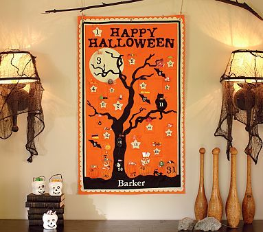 Halloween countdown idea