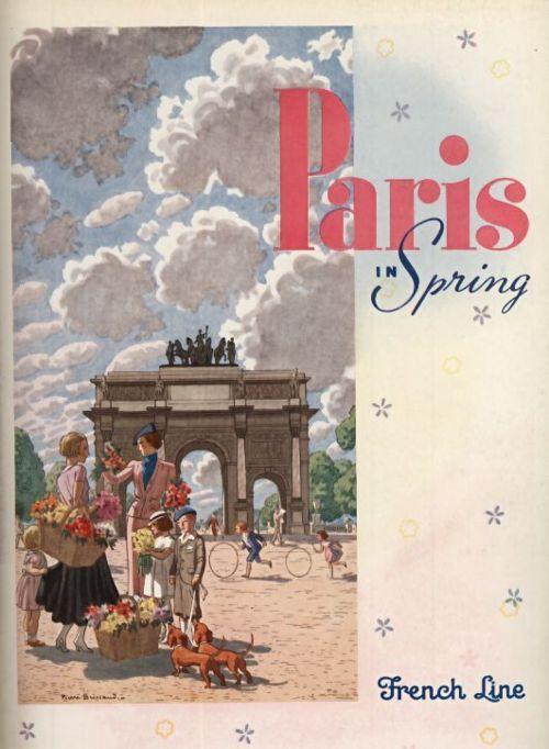 vintage paris travel ? #travel #paris #french