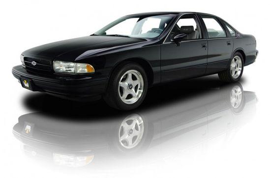 1994+Chevrolet+Impala+Super+Sport+LT1+V8+4L60E