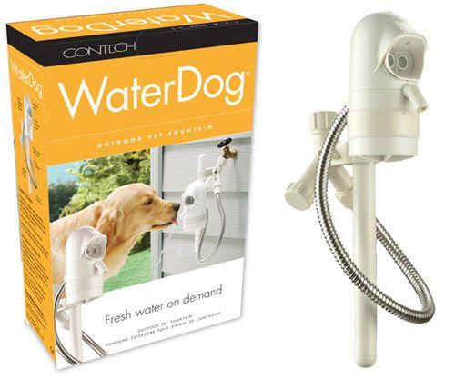 WaterDog Outdoor Pet Water Fountain