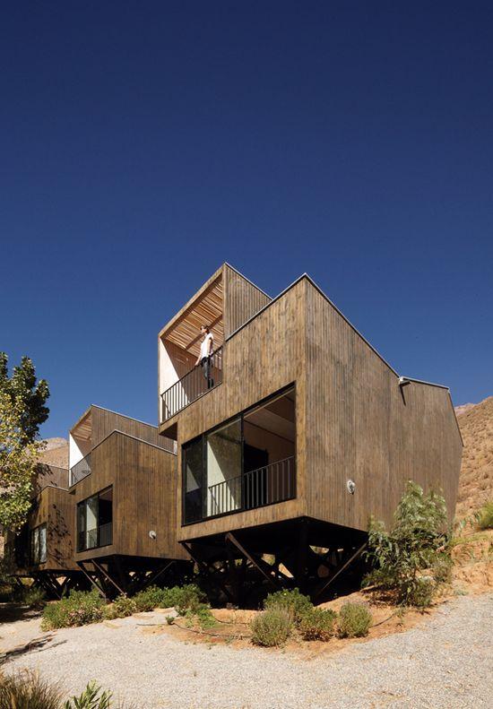Elqui Domos Astronomical Hotel Pisco Elqui, Chile Design: RDM Arquitectura