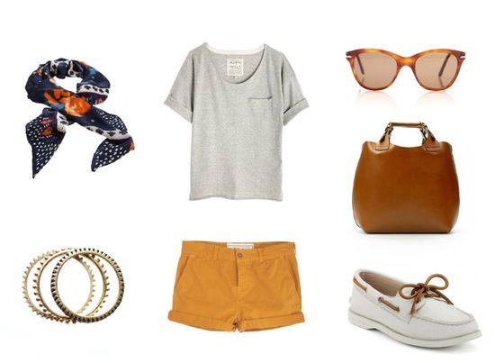 Ahh...summer clothes.