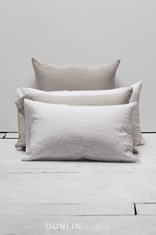 MATTEO Vintage Linen Pillowcases.