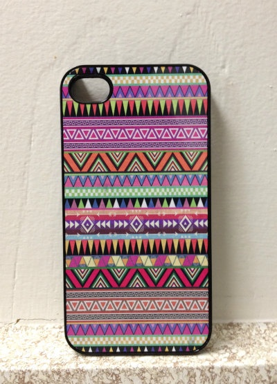 Iphone 4 Case - Aztec Iphone 4s case, iphone 4 cover, iphone 4s cover ($18.00) - Svpply