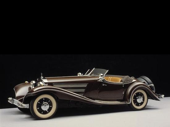 Mercedes-Benz 500 K 1935