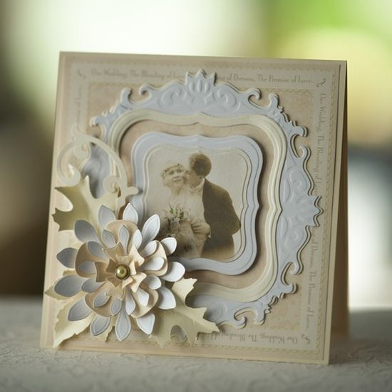 Vintage wedding card ?i so love this