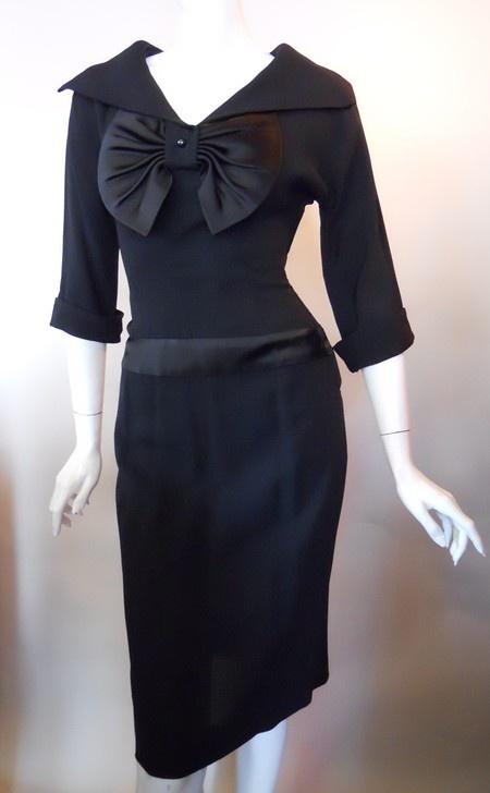1950s bow