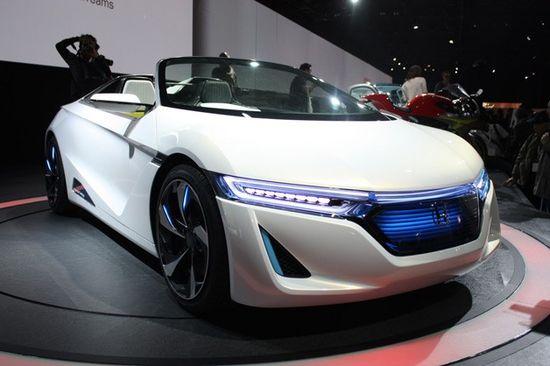 Honda EV Cabriolet Concept