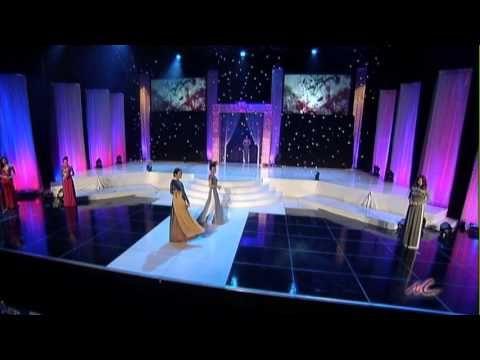 Mrs. Viet Nam Continents: Ao Dai Thuan Viet Fashion Show