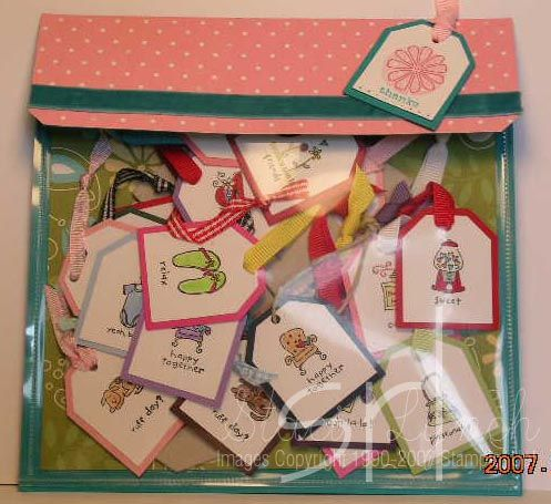 a little love gift tags