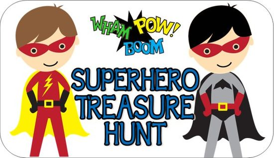 Superhero Party Games to Create an AWESOME Superhero Birthday Party!