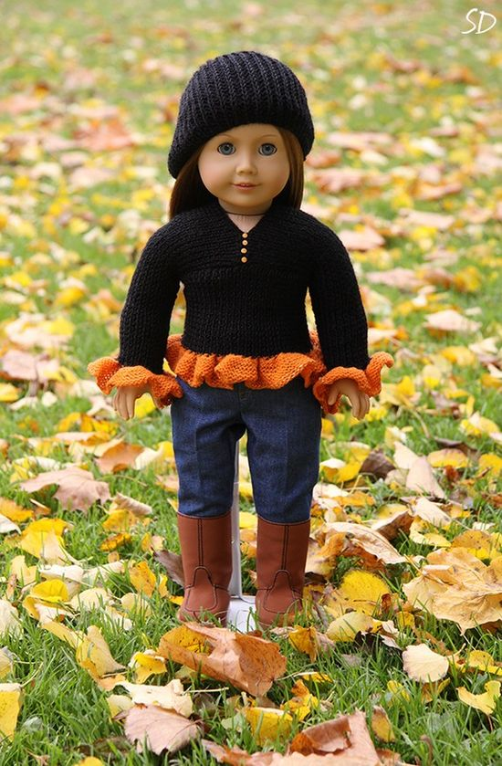 Cute for my daughters American girl:)