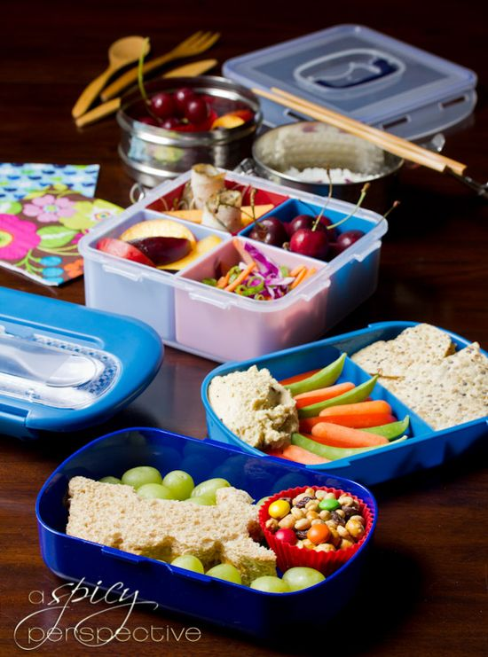 Japanese Bento Lunch Boxes