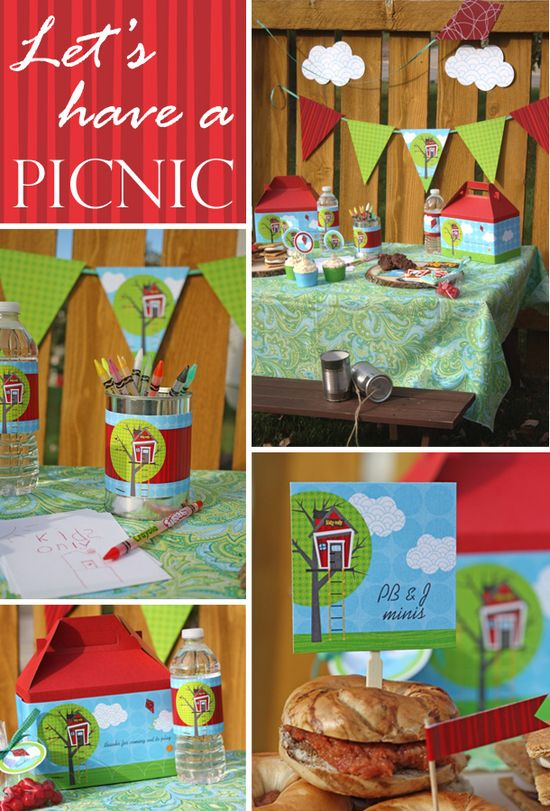 Host a picnic this summer.
