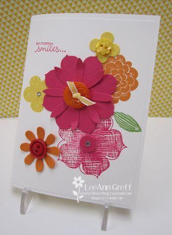 A fun fold card!