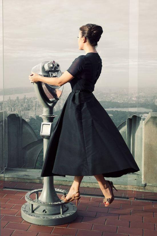 Fashionable Friday:  Full Skirts