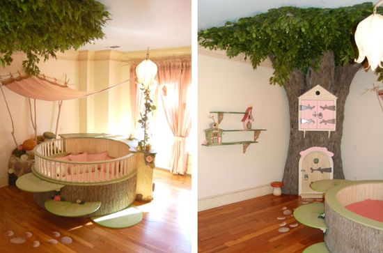Fairy Land : Amazing Room Design For Kids!