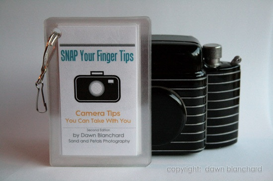 Snap Your Finger Tips - Camera Tips You Can Take With You - photography hints help tricks how to.