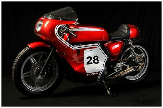 Studio Motor's HondaCB750 - Pipeburn - Purveyors of Classic Motorcycles, Cafe Racers & Custom motorbikes