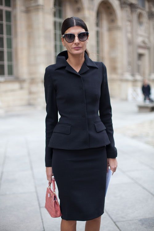 Street Style Spring 2013: Paris Fashion Week