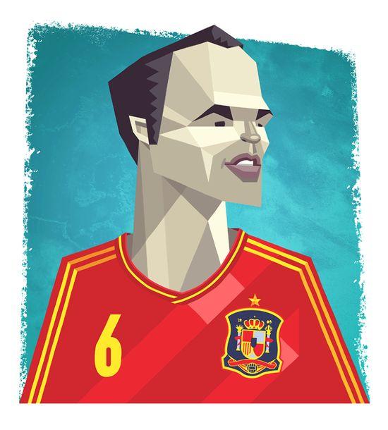 Football Legends - Daniel Nyari Graphic Design & Illustration