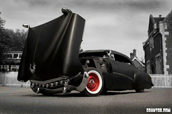 Hillbilly Deadslead, Custom car