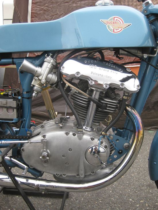 Ducati 125 DOHC