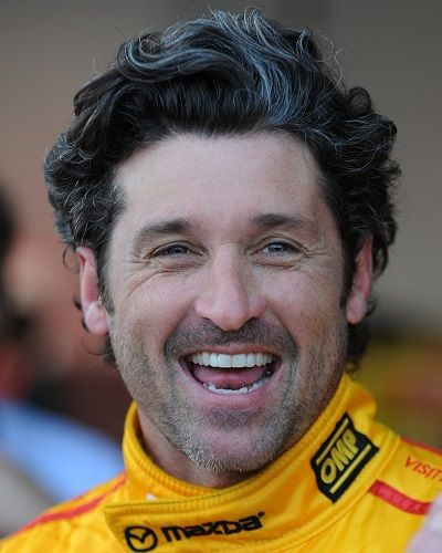 Patrick Dempsey, Sports Car Driver
