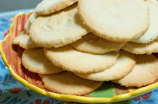 sugar cookies-- pioneer woman
