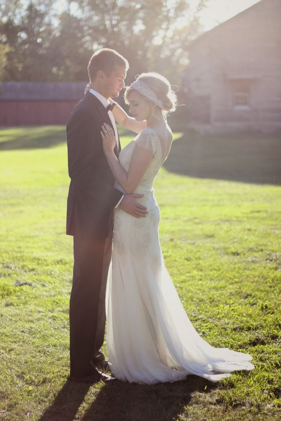 bride + groom photo shoot //