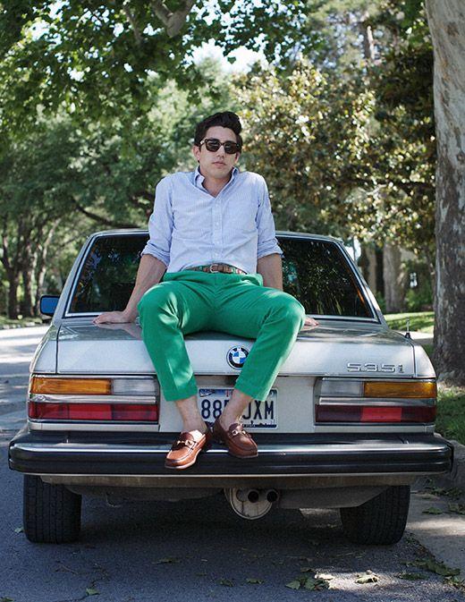 if it's kelly green i'll lahv it. xo K
