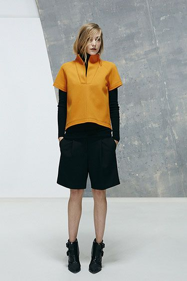 Orange is the New Black? Tibi Pre-Fall 2013