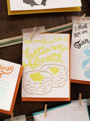butter my biscuits card from Hello!Lucky