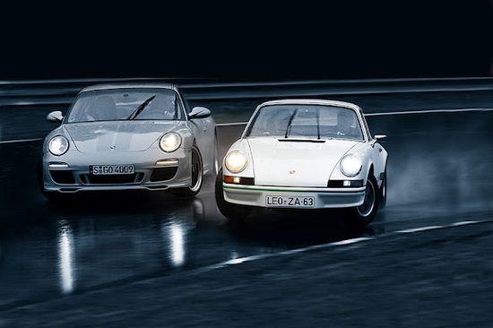 Drift Porsche