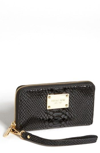 MICHAEL Michael Kors Phone Wristlet available at #Nordstrom