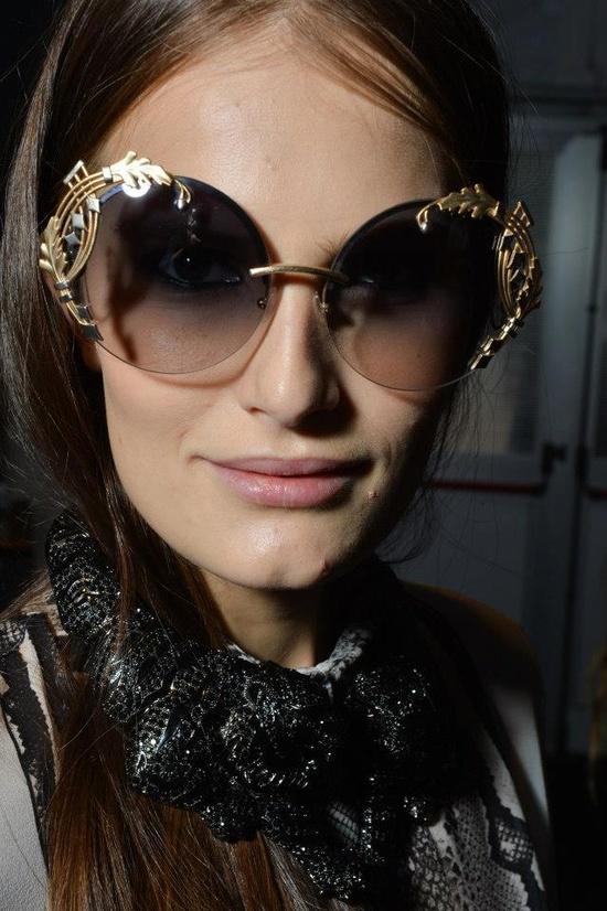 #RobertoCavalli #sunglasses